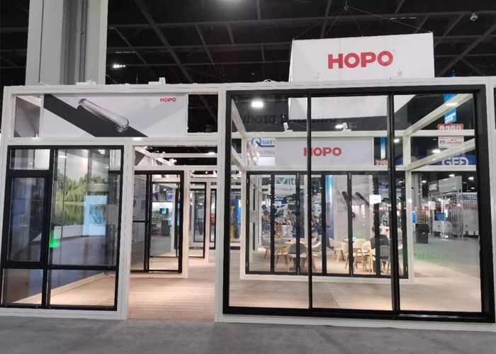 Hệ cửa nhôm& phụ kiện cao cấp HOPO